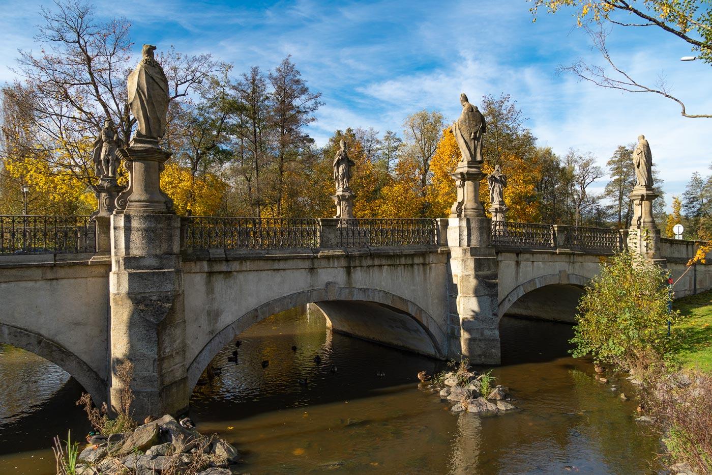Старый мост, Ждяр-над-Сазавой