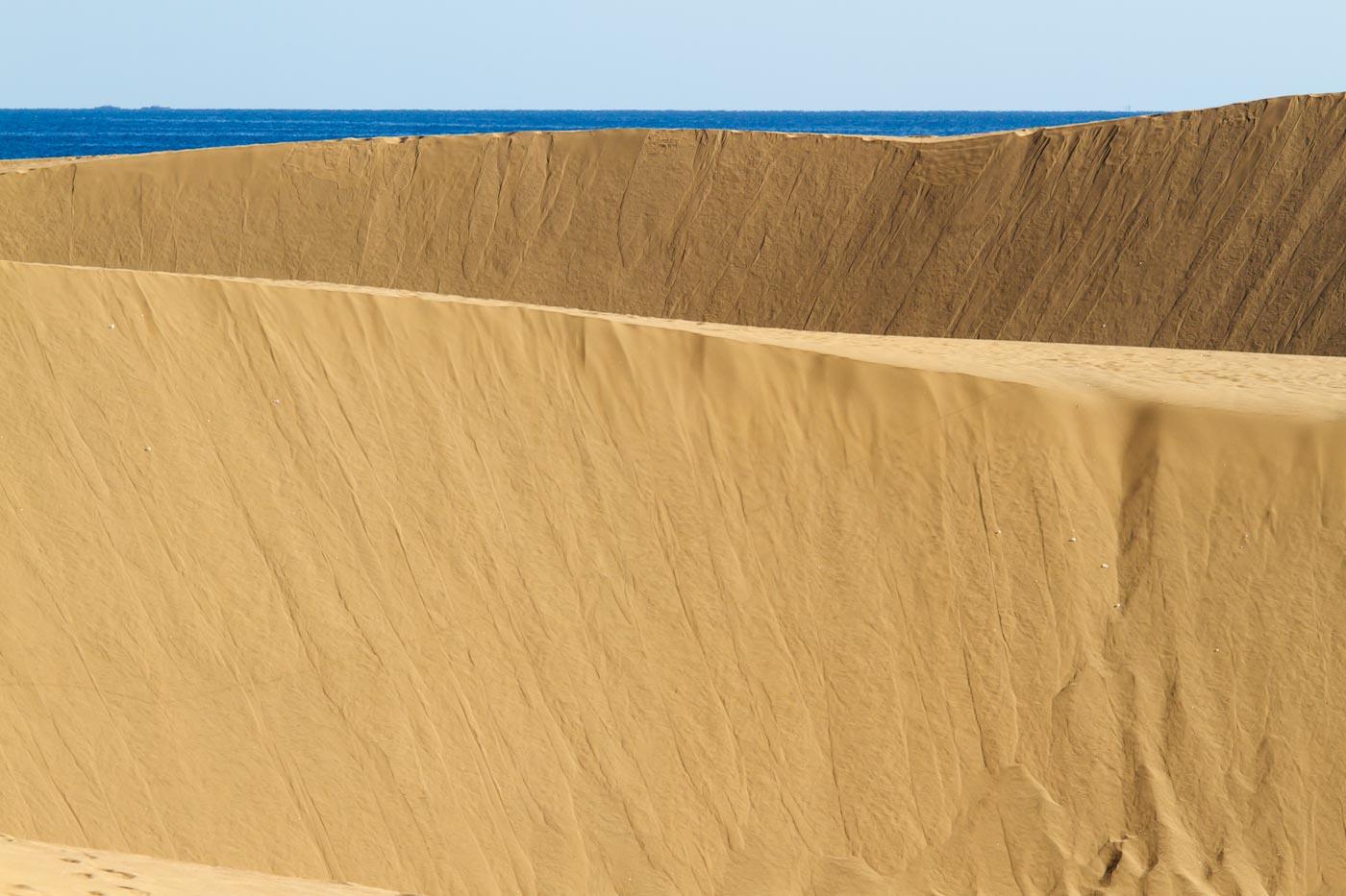 Этот день 7 лет назад: Дюны Маспаломас, декабрь на Гран Канария