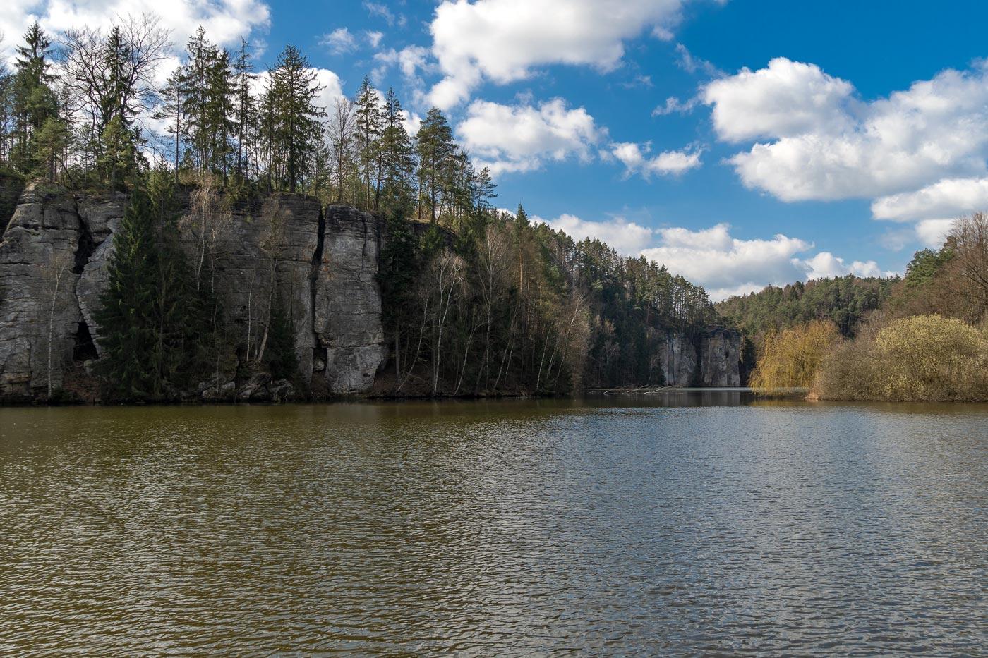 Природная резервация Подтросецка удоли
