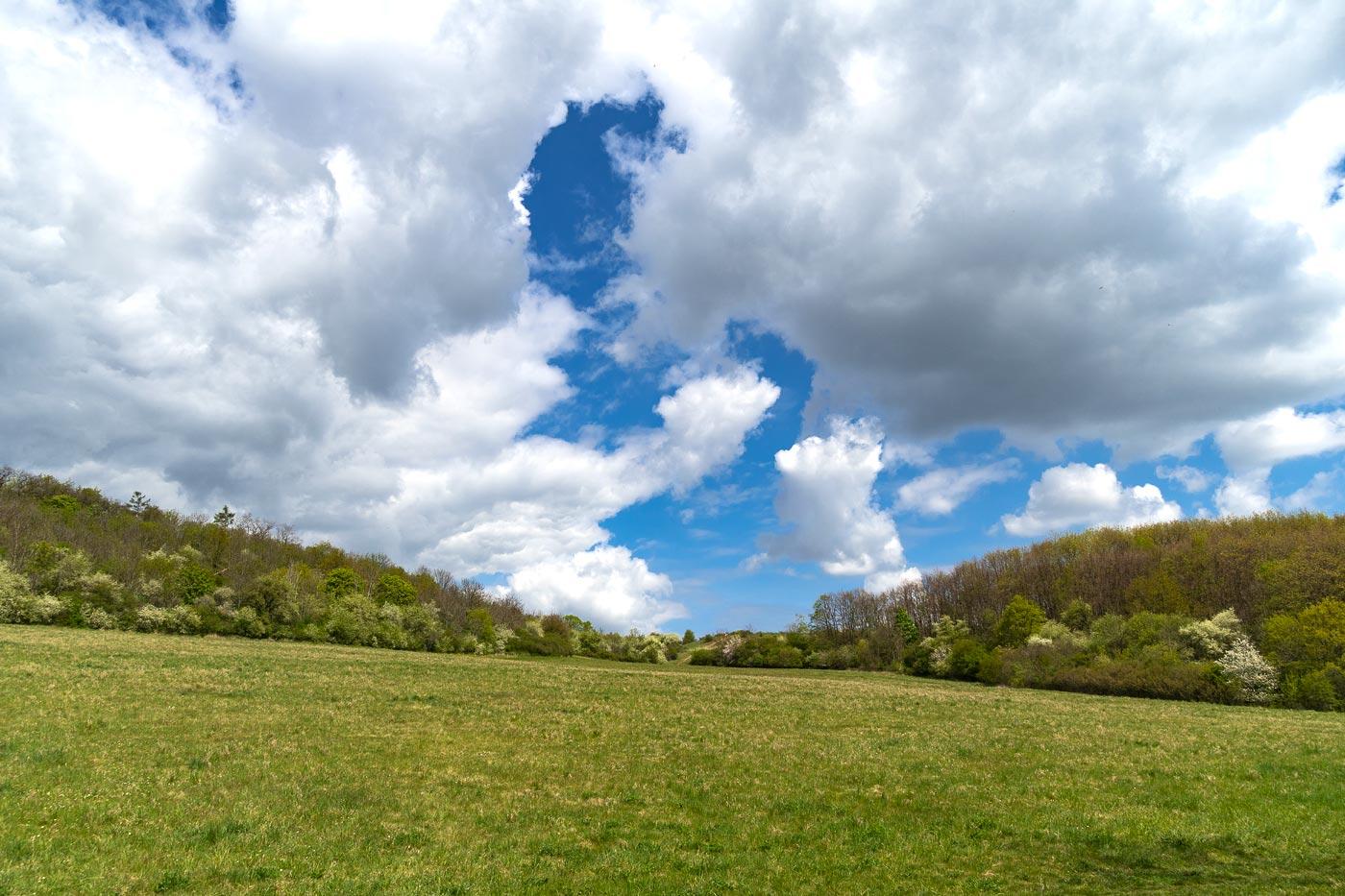 Весенний пейзаж, Тихое удолье, Розтоки у Праги