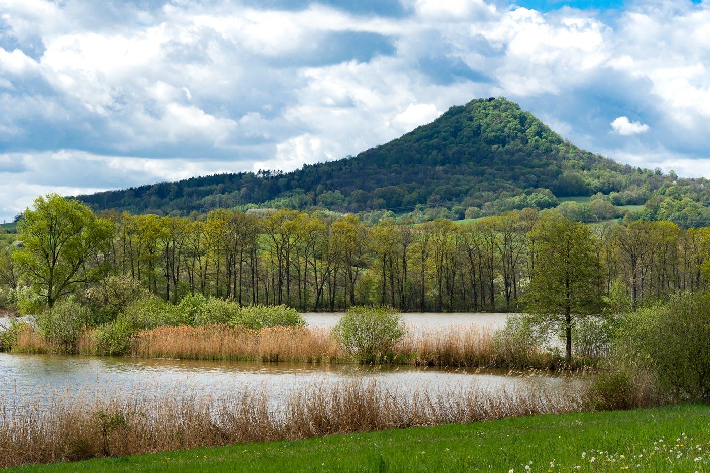 Край 23 искусственных озер в Северной Чехии