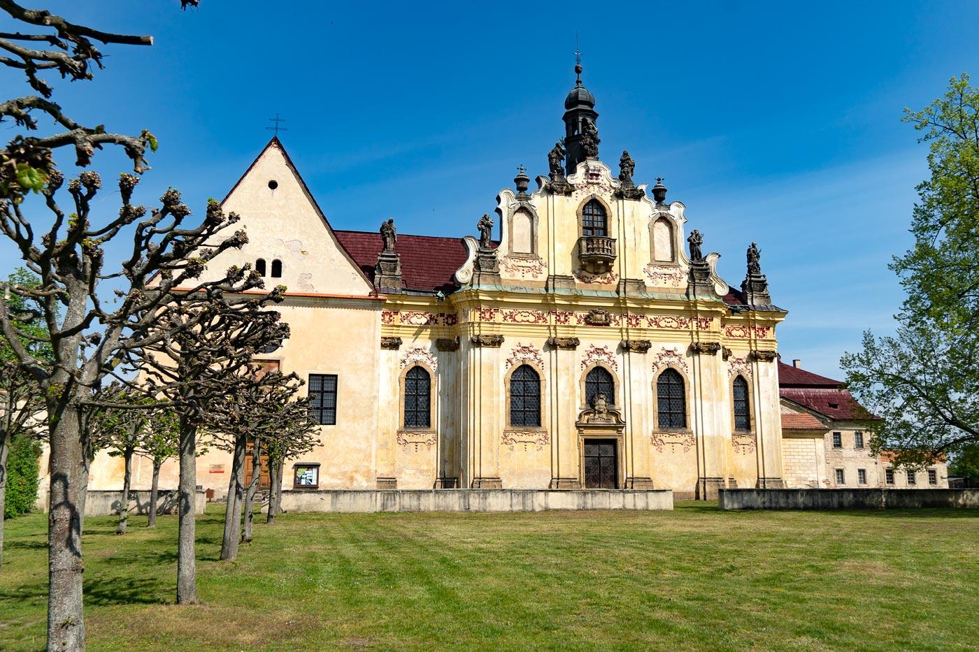 Дворец в Мнихово Градиште