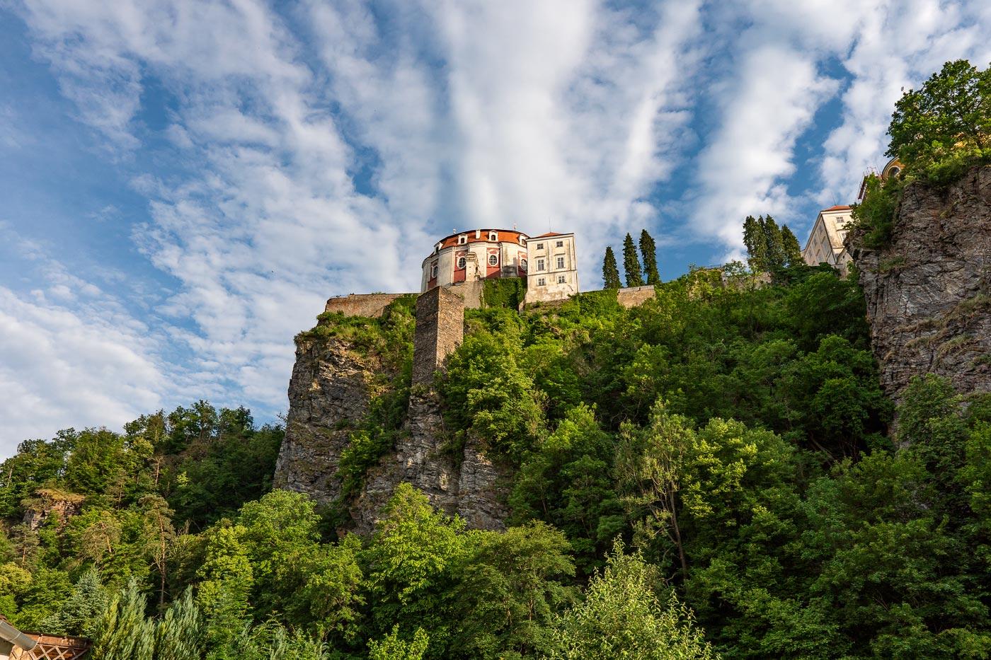 Замок Вранов над Дийи