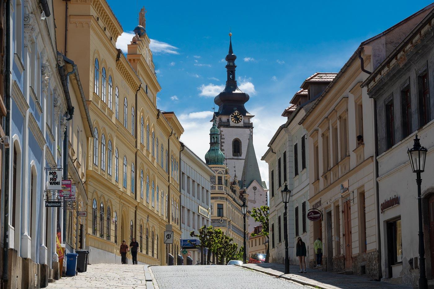 Писек, Южная Чехия