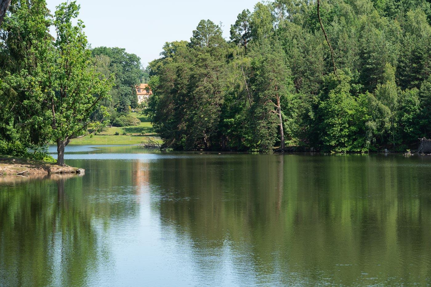 Озеро у Каменице