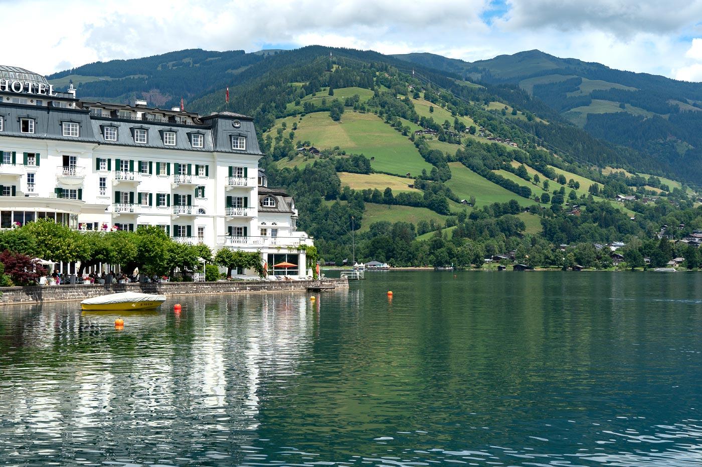 Курорт Целль-ам-Зе (Zell am See), Австрия