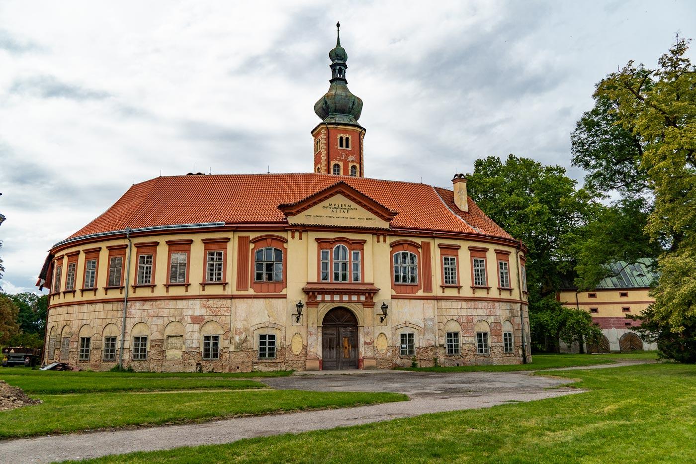 Дворец Либехов