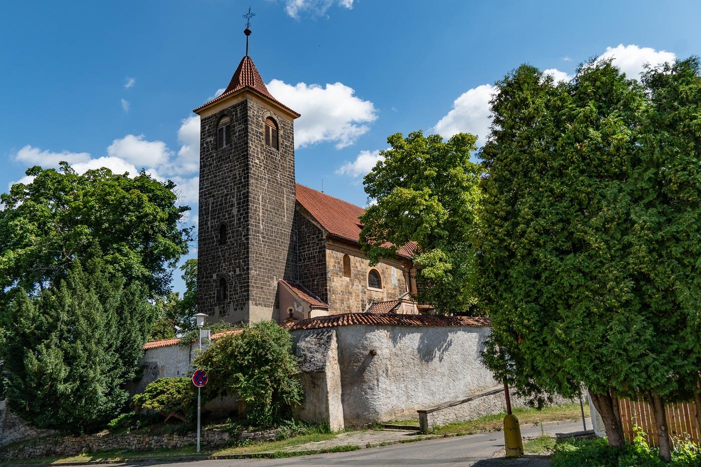 Костел в Чаковице (Čakovice)