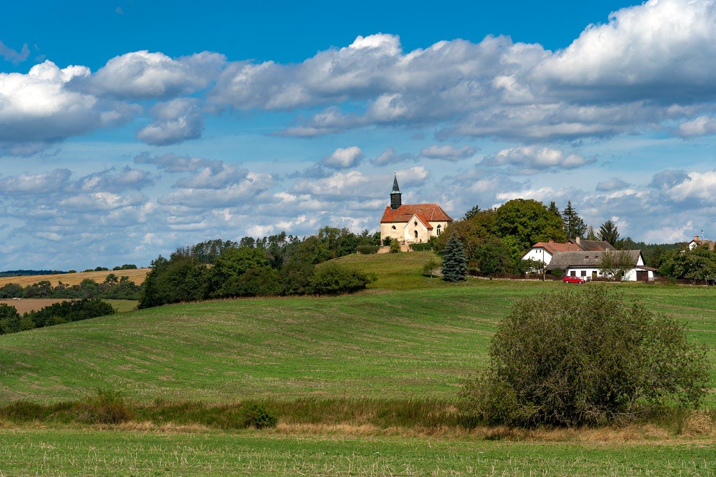 Начало осени в Чехии
